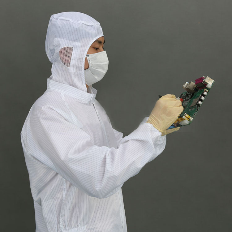 Hot-Selling Antistatic Cleanroom Coverall