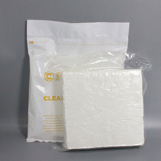 Wholesale Industry Cleanroom100% Polyester Wiper