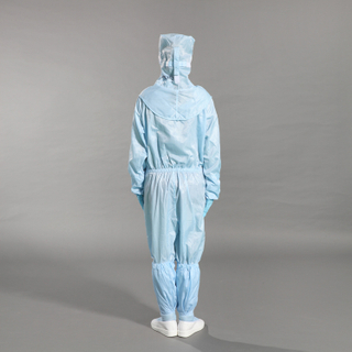 Wholesale Breathable Antistatic Anti-Bacteria Esd Cleanroom Coverall