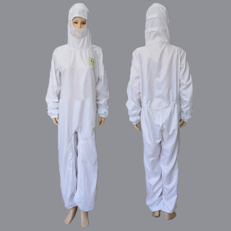 2019 New Design Antistatic Esd Jacket And Pants Cleanroom Work Suit