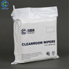 "Factory Supply 9x9"" Class 100 Polyester Cleanroom Wiper with Good Absorbency"