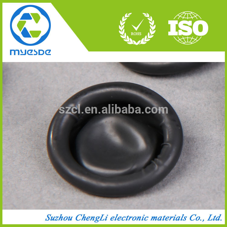 Black Conductive Esd Finger Cot Used in Cleanroom Finger Cover