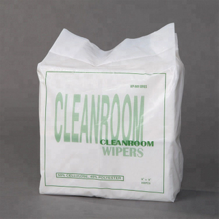 Hot Sales Industry Cleaning Wiper Paper Cheap Lint Free Cleanroom Paper Wiper