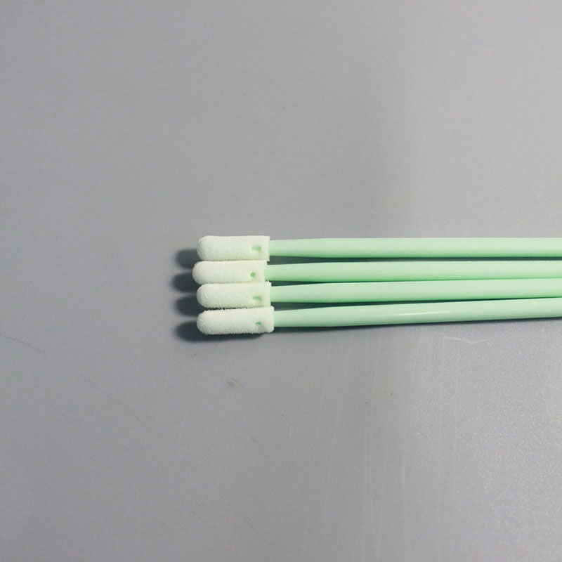Lint Free Cleaning Cleanroom Foam Swabs for PCB,Machine cleaning