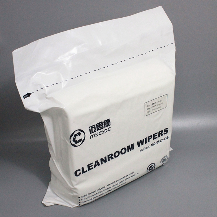 Quality Choice 100% polyester cleanroom wiper