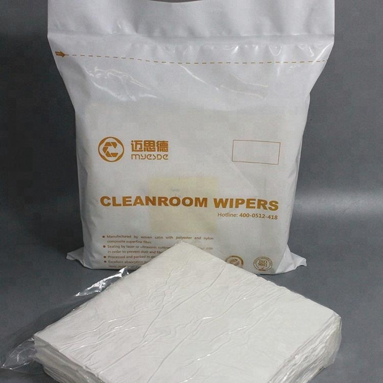 Hot sale Industry Polyester Cleanroom Wiper For Pcb