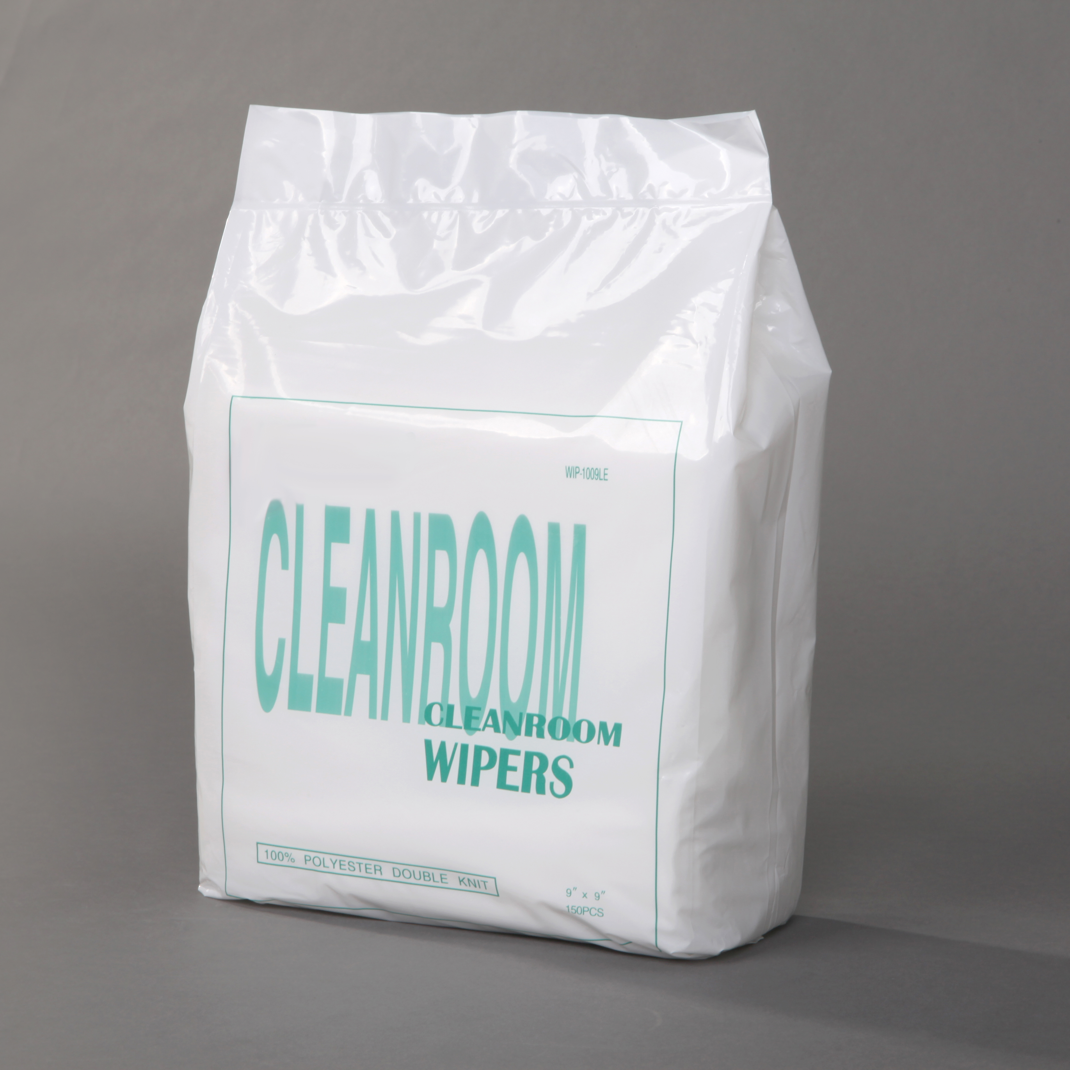 Absorbent 100% Polyester 9X9Inch 1009 Laser Sealed Lint Free Industrial Cleanroom Clean Wiper