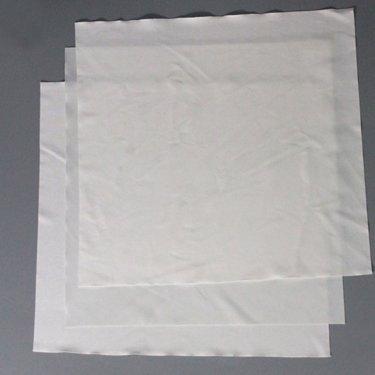 Polyester Cleanroom Wiper White Cleanroom Wiper Clean Room Wiper 100% Polyester