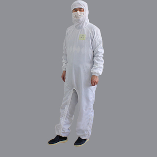 2019 New Design Esd Cleanroom Work Suit,Polyester Cleanroom Garments