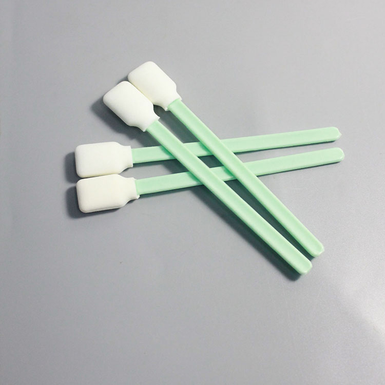 Cleanroom Industrial Flocked Sensor cleanroom foam swab