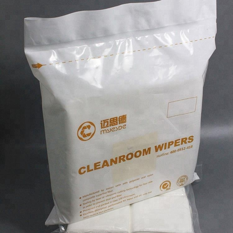 Hot selling Polyester Non-dust Clean Wiper