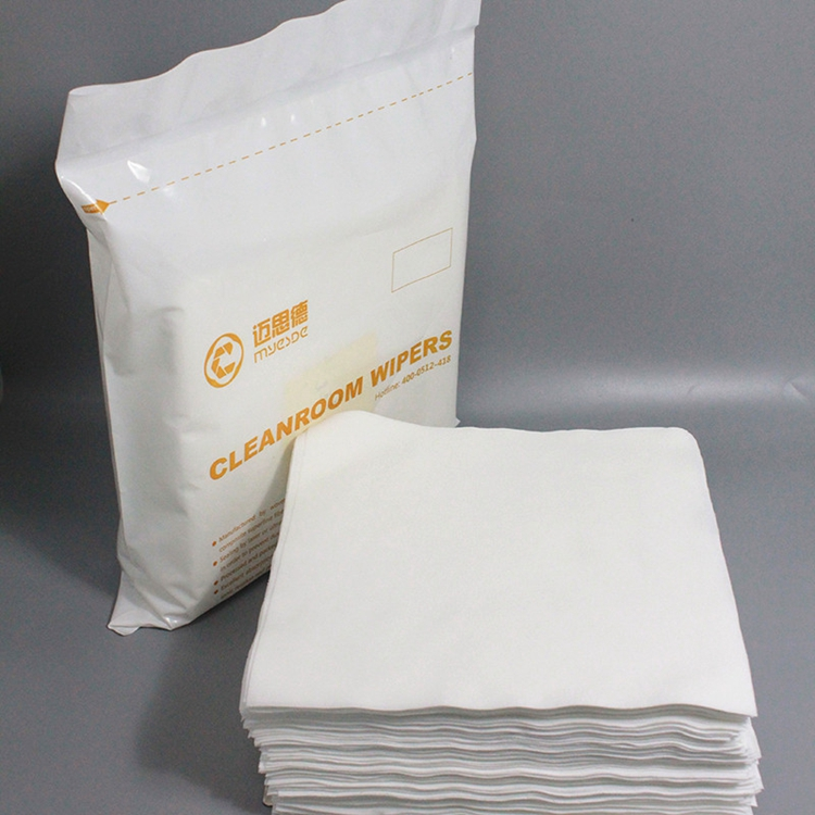 High Quality Knit Cleanroom Wipes