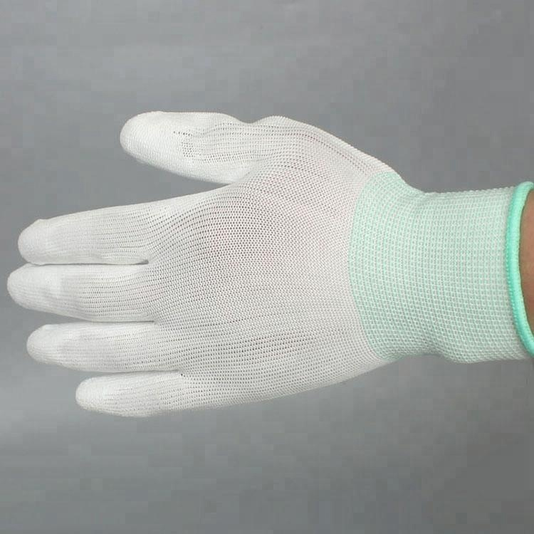 2019 Hot Sale Esd Pu Antistatic Gloves