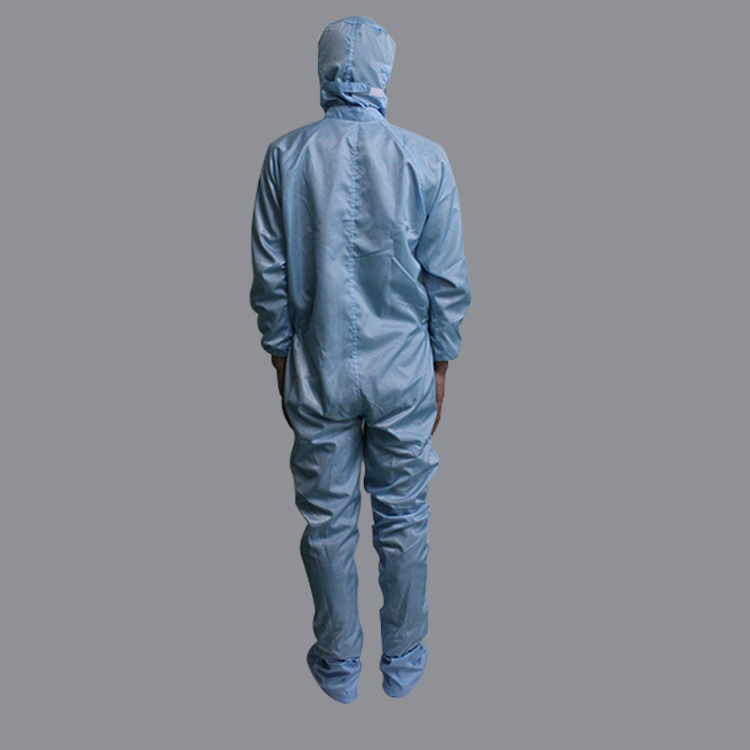 Wholesale Design Esd Cleanroom Coveralls Uniform