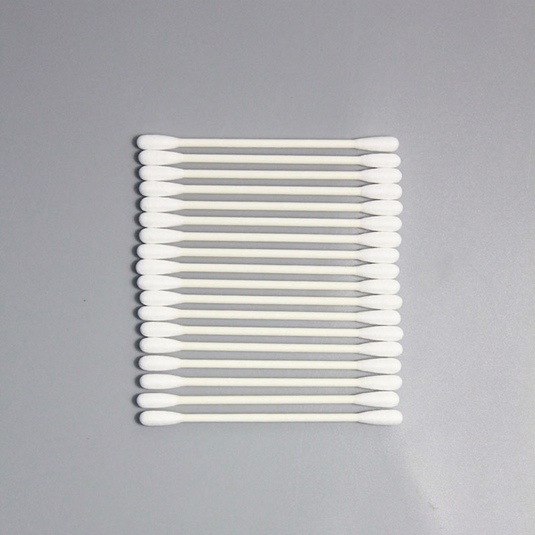 Hot Sale Disposable Industrial Cleanroom Paper Stem Cotton Bud