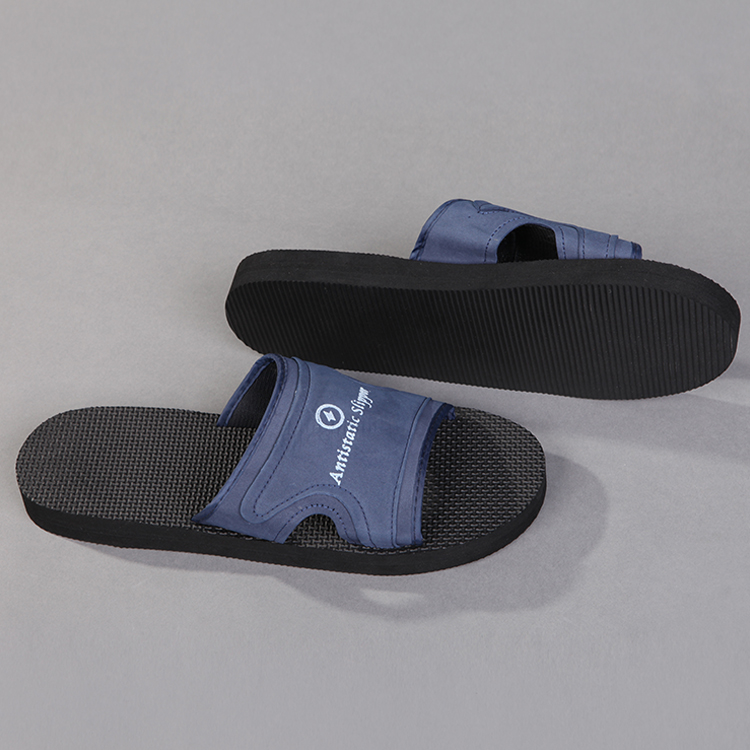 High quality Spu Slippers Cleanroom Antistatic Esd Safety Slippers Sandals