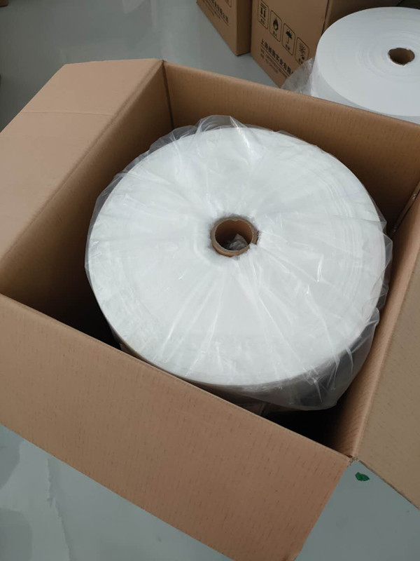 100 pp Factory directly sell BFE99 Filter Meltblown nonwoven fabric